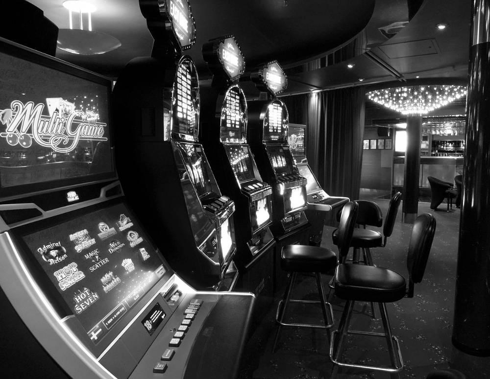 Automaten in Casinos, welche die Spielsucht fördern